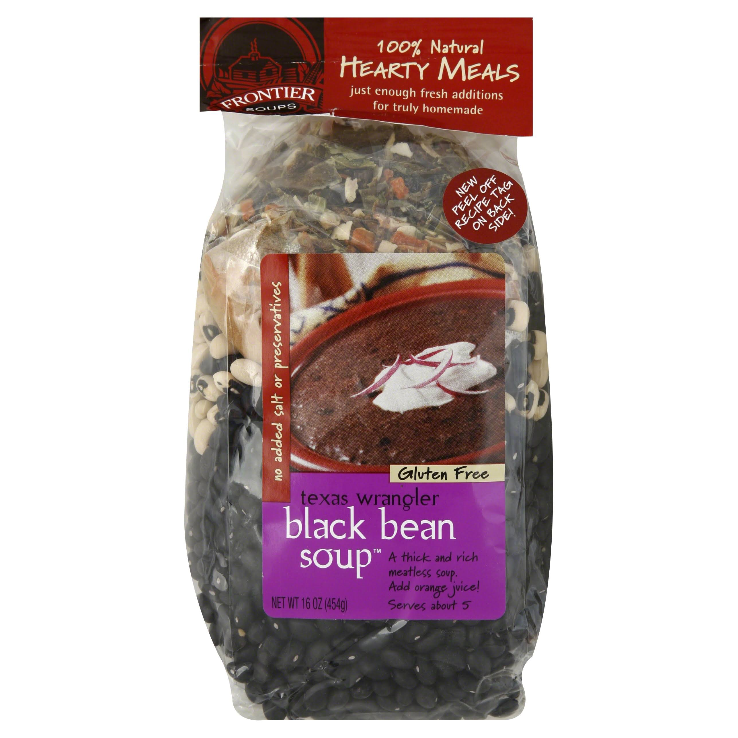 Frontier Black Bean Soup - 15oz