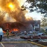 Five hurt after store explosion near Virginia's James Madison University