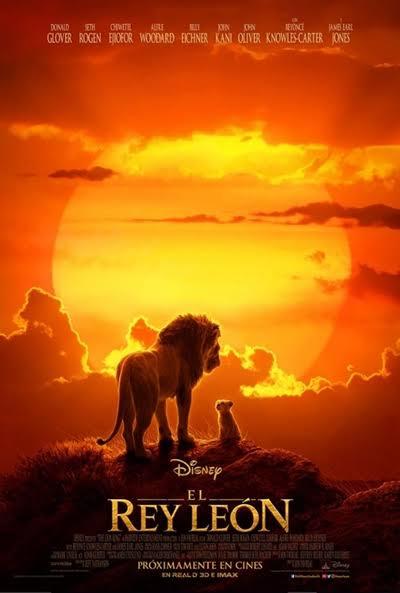 Resultado de imagen de El rey león 2019