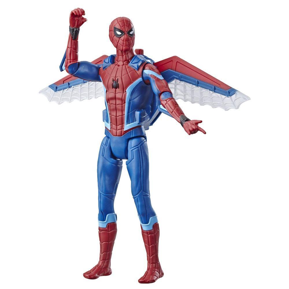 "Spider-Man: Far from Home Concept Series Glider Gear 6"" Action Figure"