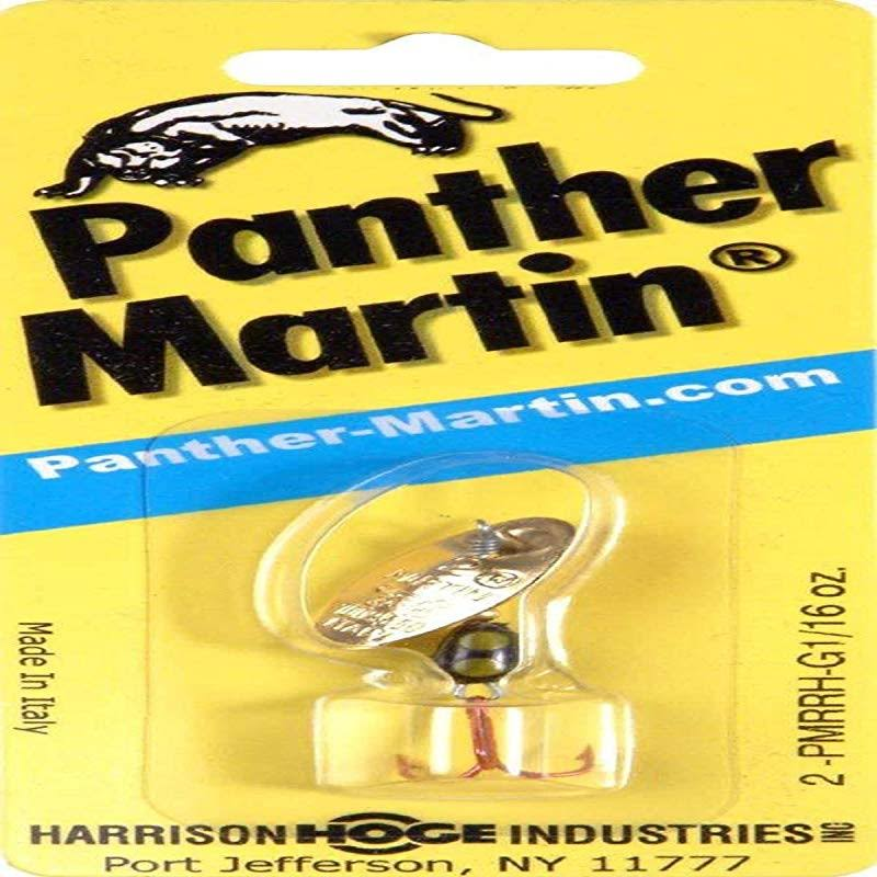 Panther Martin Red Hook Spinners
