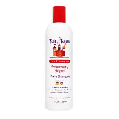 Fairy Tales Rosemary Repel Daily Shampoo - 12oz