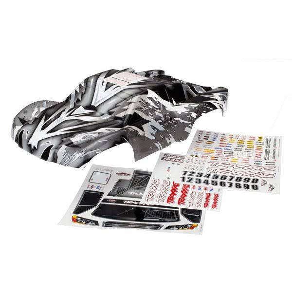 Traxxas TRA5812 Slash 4X4 ProGraphix Body Decal Sheet