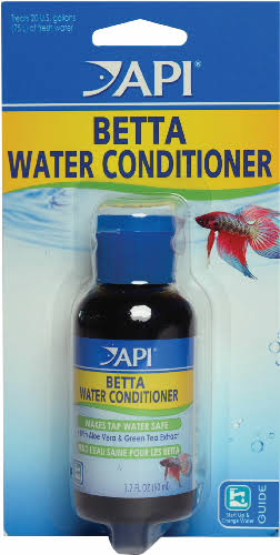 Api Betta Water Conditioner - 1.7oz