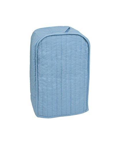 Ritz Quilted Mixer Coffee Machine Cover - Light Blue