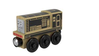 Fisher Price Thomas and Friends Wooden Engine - Diesel