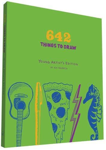 642 Things To Draw: Young Artist's Edition - 826 Valencia