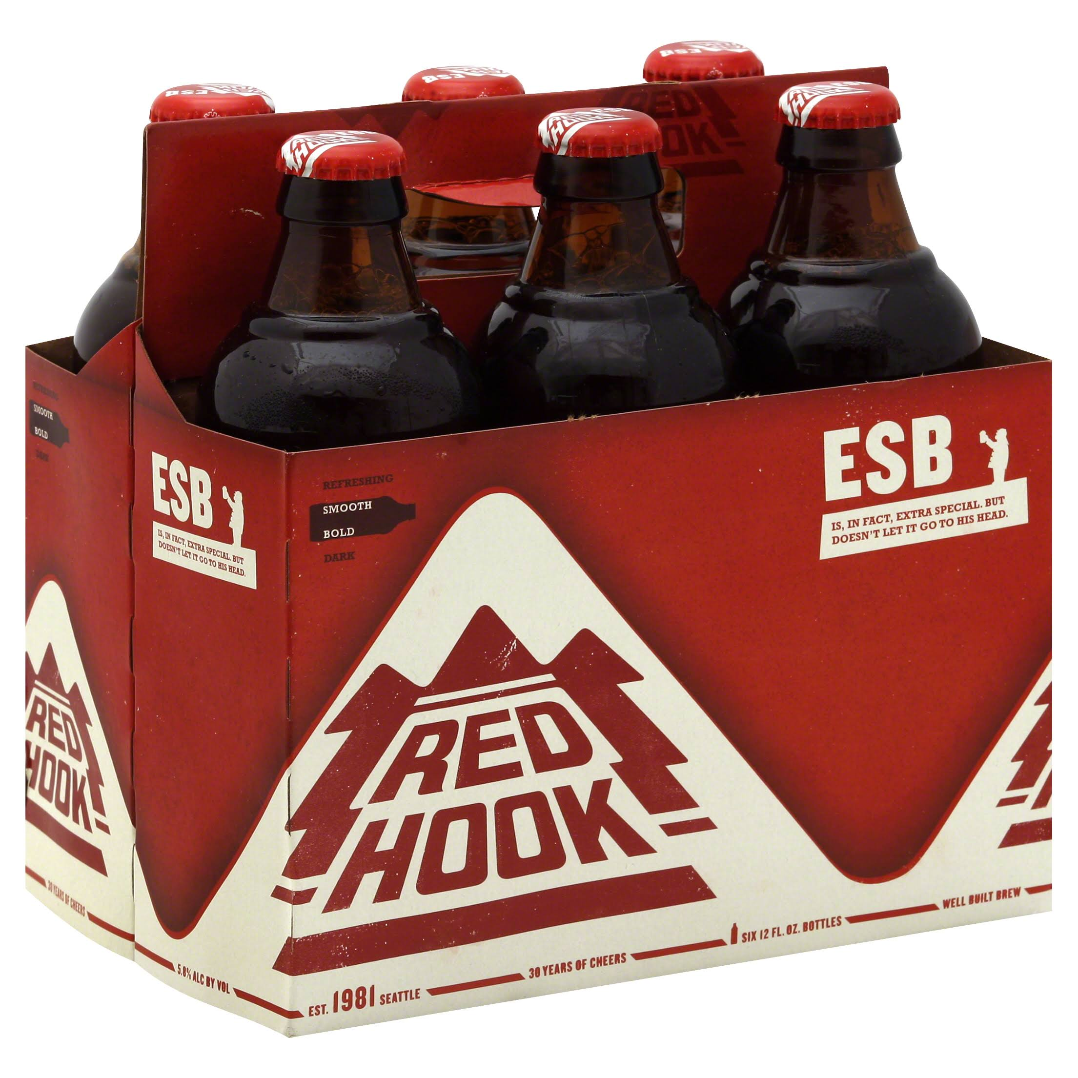 Red Hook Extra Special Original Ale Beer - 6 Pack