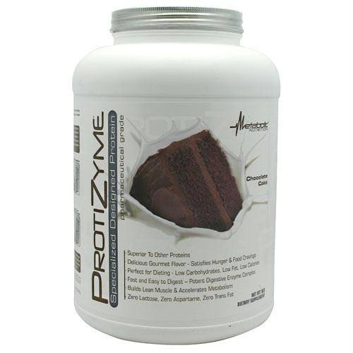 Metabolic Nutrition Protizyme Chocolate Cake - 5lb