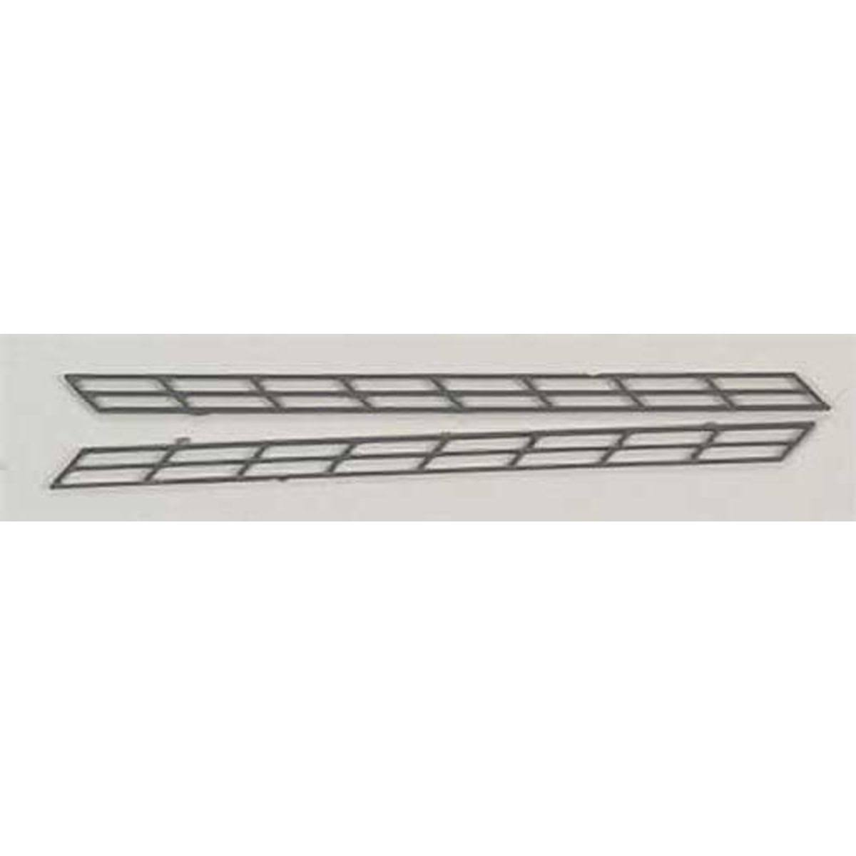 Plastruct Stair Rail N (2) 90481