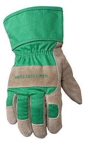 Wells Lamont Kids Work Gloves - With Safety Cuff Children and Youth