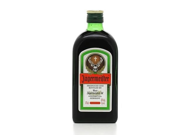 Jagermeister Liqueur, Herbal - 375 ml