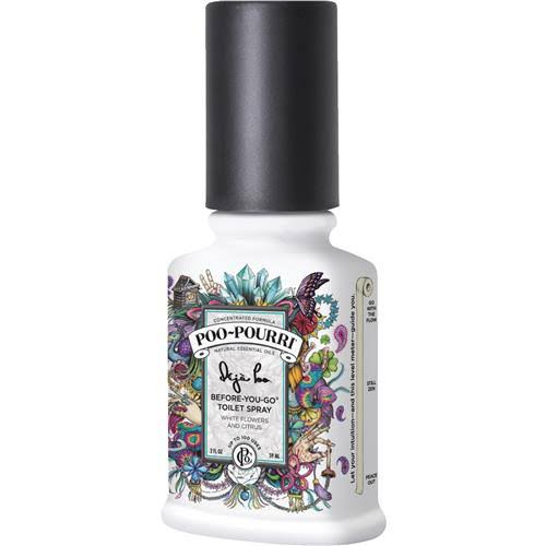 Poo-Pourri Bathroom Toilet Spray Deodorizer - Deja Poo