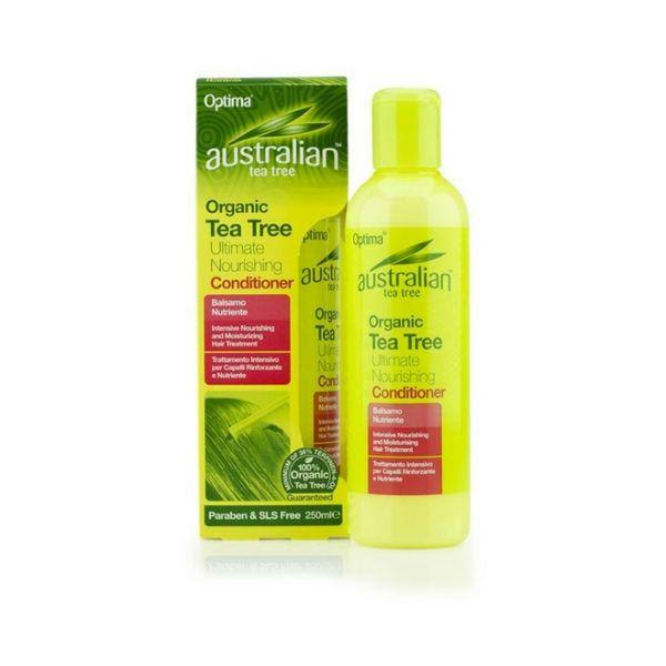 Optima Australian Organic Nourishing Conditioner - Tea Tree, 250ml