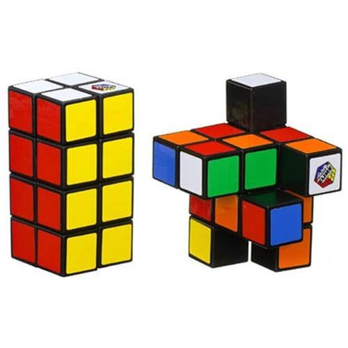 Rubik's Tower 2x2x4 Rare Twisty Puzzle Cube