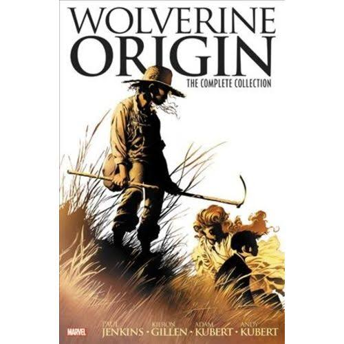 Wolverine Origin The Complete Collection