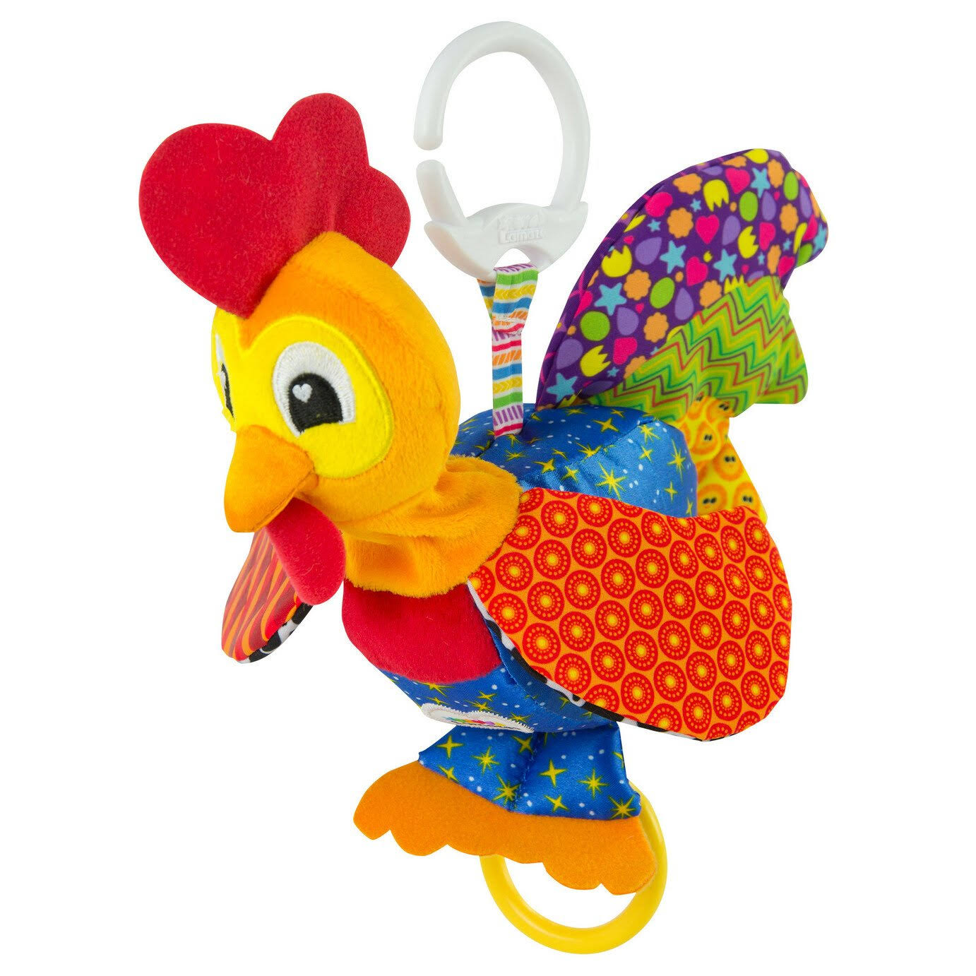 Lamaze Barnyard Bob the Rooster Baby Toy