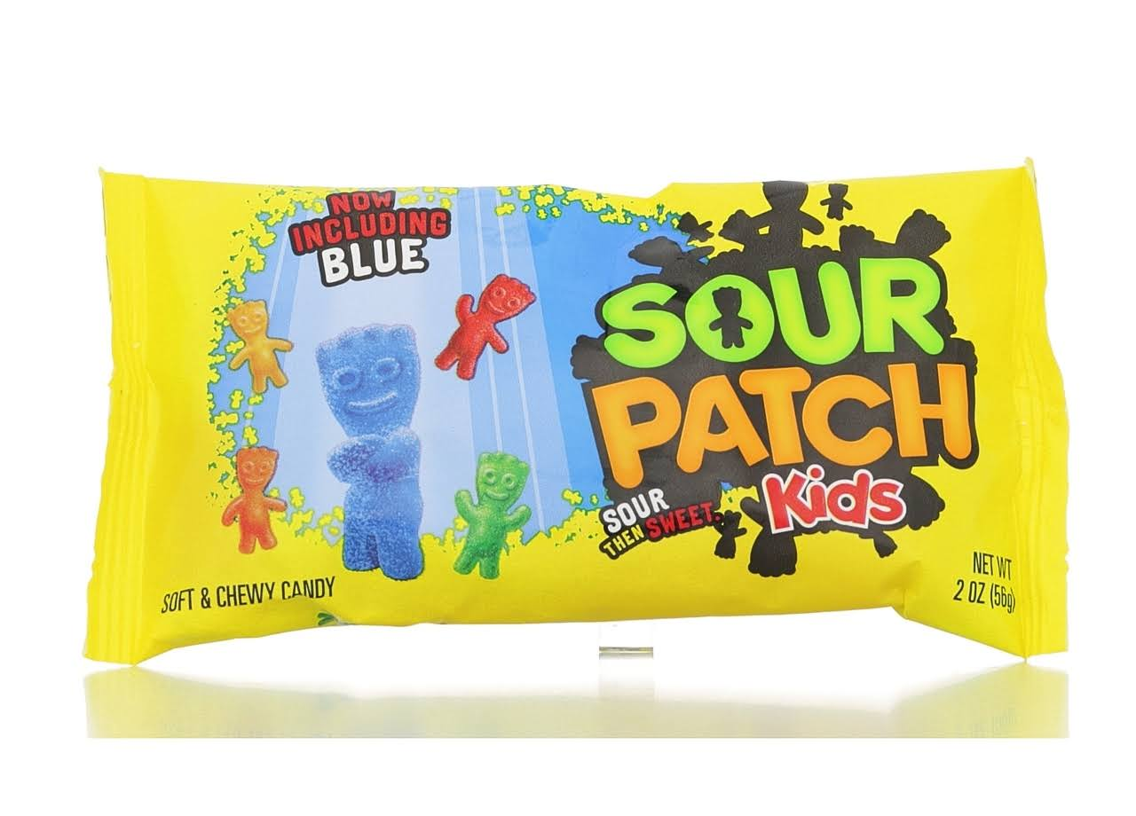 Sour Patch Kids Soft and Chewy Candy - 2oz