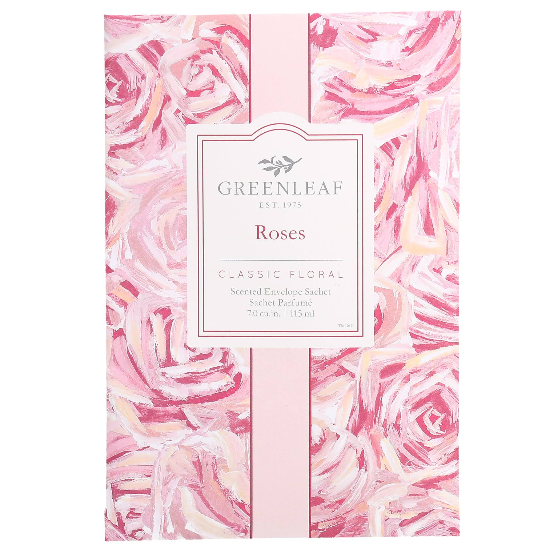 Greenleaf Gifts Roses Large Sachet