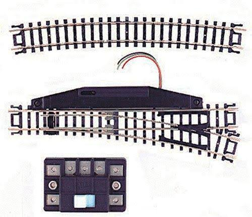Atlas N Scale Code 80 Standard Switch Remote - Right Hand