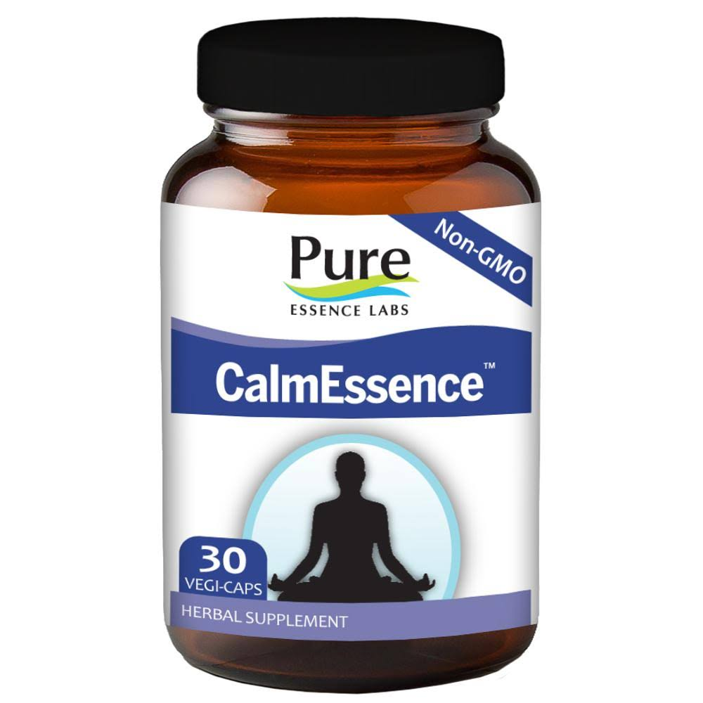 Pure Essence Labs Calmessence Suntheanine Dietary Supplement - 30ct