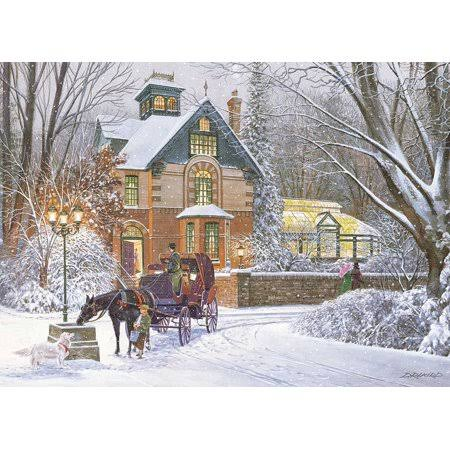 An Evening Stroll - 1000pc Jigsaw Puzzle by Cobble Hill