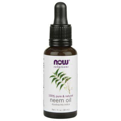 Now Solutions Neem Essential Oil