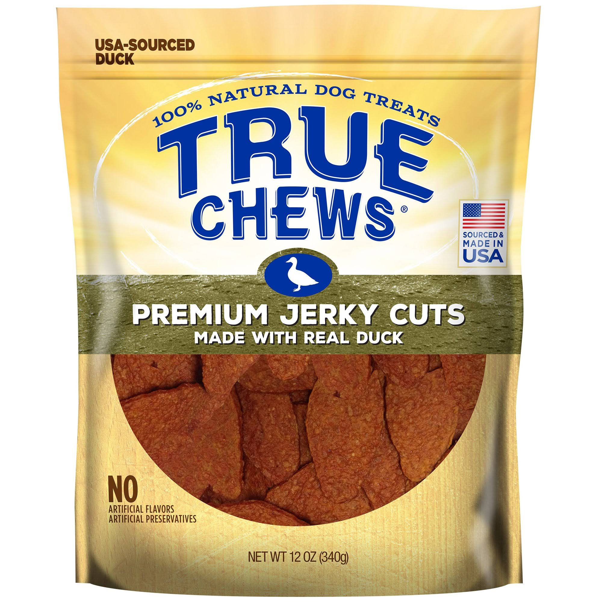 Tyson True Chews Premium Jerky Cuts Duck 12oz