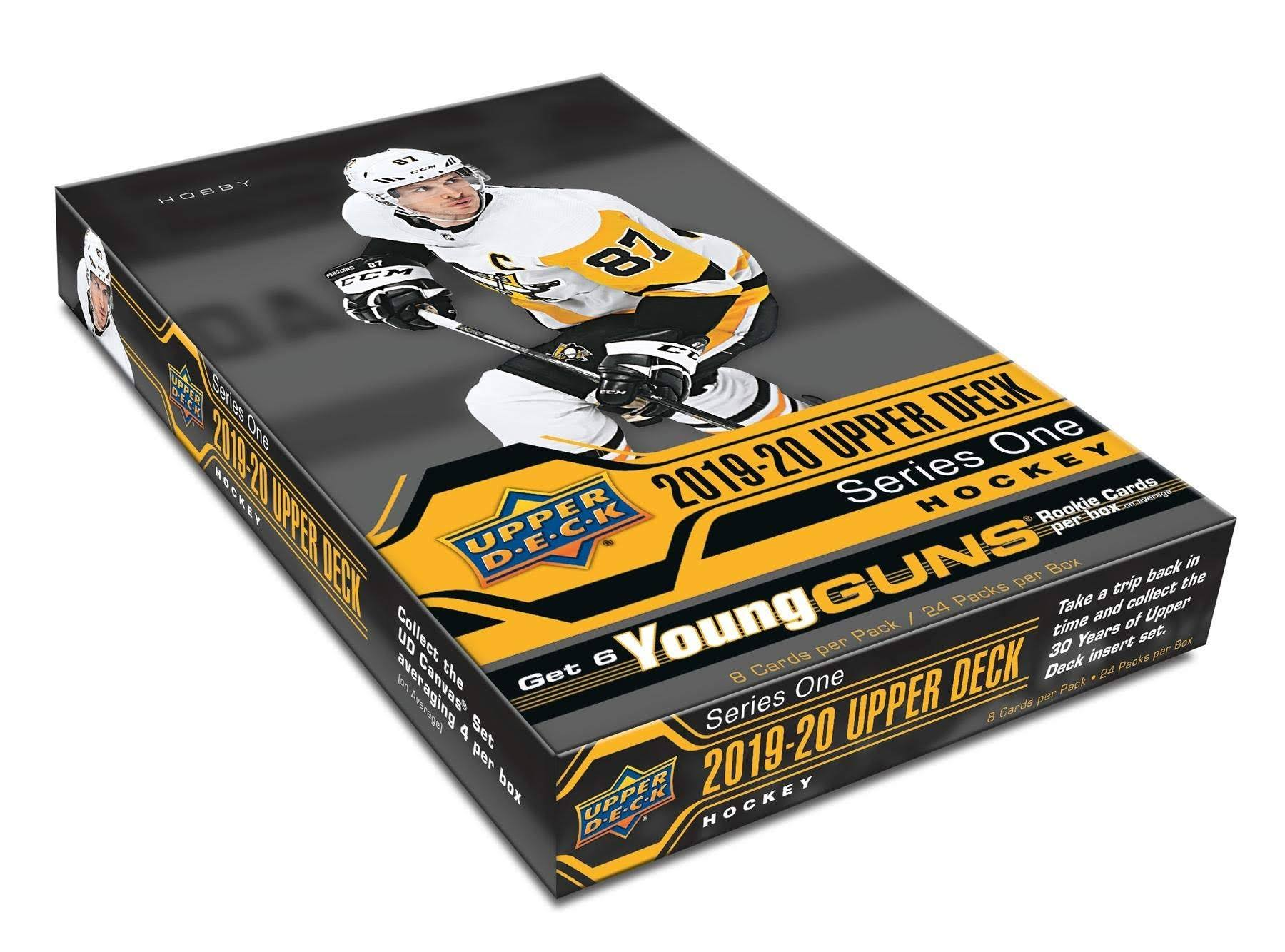 Upper Deck Series 1 Hobby Hockey Card