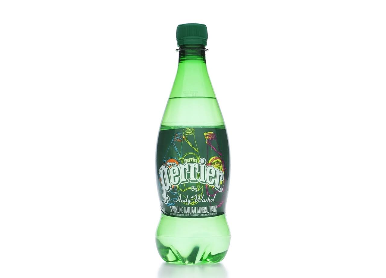 Perrier Sparkling Natural Mineral Water - 500ml