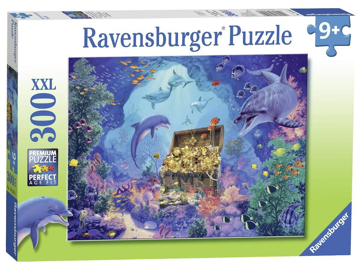 Ravensburger Deep Sea Treasure Jigsaw Puzzle - 300pcs