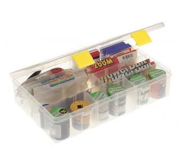 Plano Molding Adjustable Compartment Stowaway Organizer - 3""