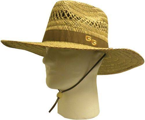 Glacier Glove Sonora Straw Sun Hat - Beige, Small/Medium