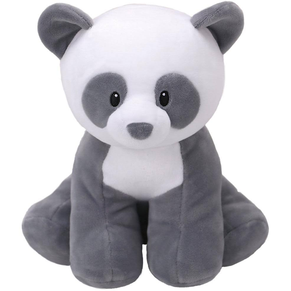 Baby Ty - Mittens The Panda Bear (Medium Size - 13 inch)