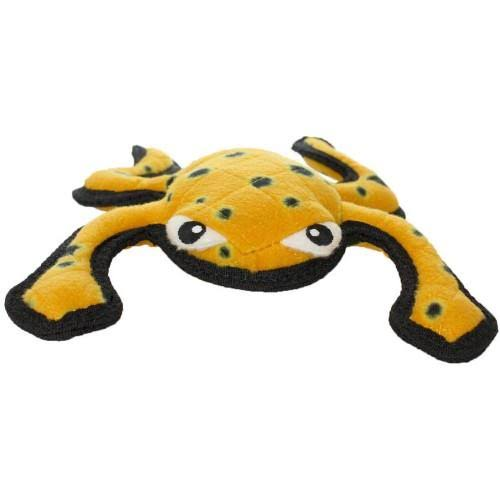 Tuffy Phrog Leaping Dog Toy