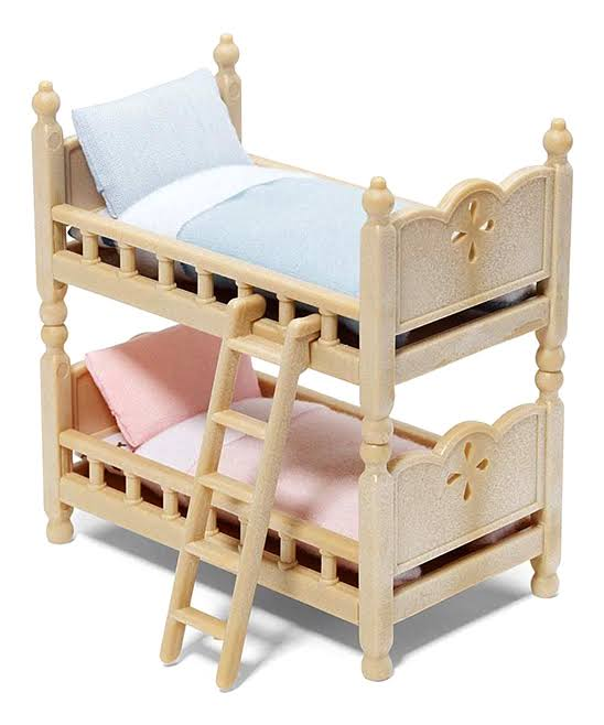Calico Critters Bunk Beds Toy