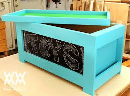 make this toy box to raise money to fight cancer woodworking