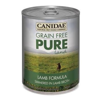 Canidae Pure Land Adult Dog Wet Food - Lamb, 13oz