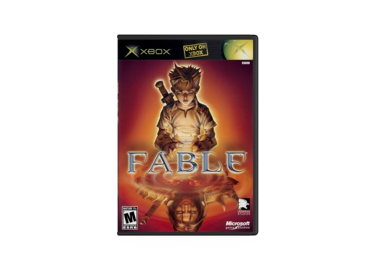 Fable: The Lost Chapters - Xbox