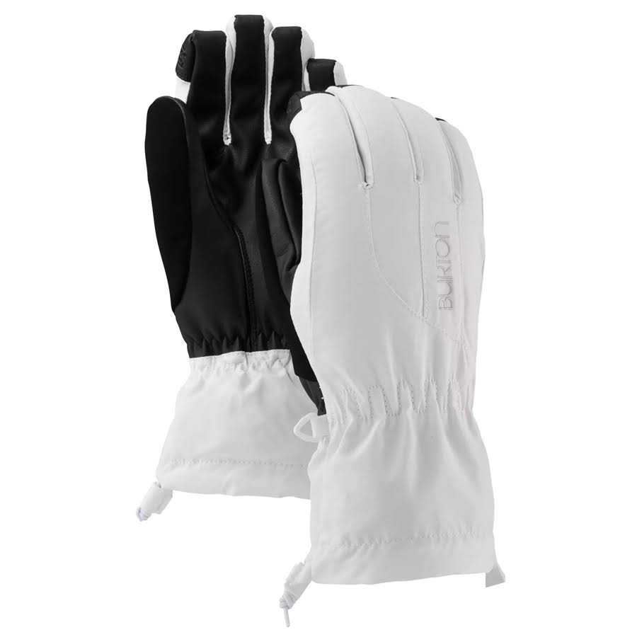 Burton Profile Glove Women's- Stout White
