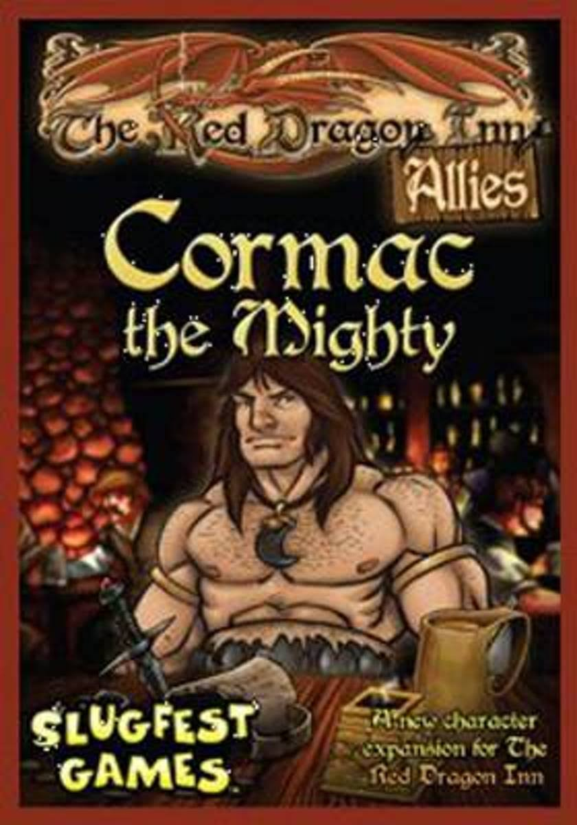 Slugfest Games Red Dragon Inn: Allies Cormac The Mighty Expansion