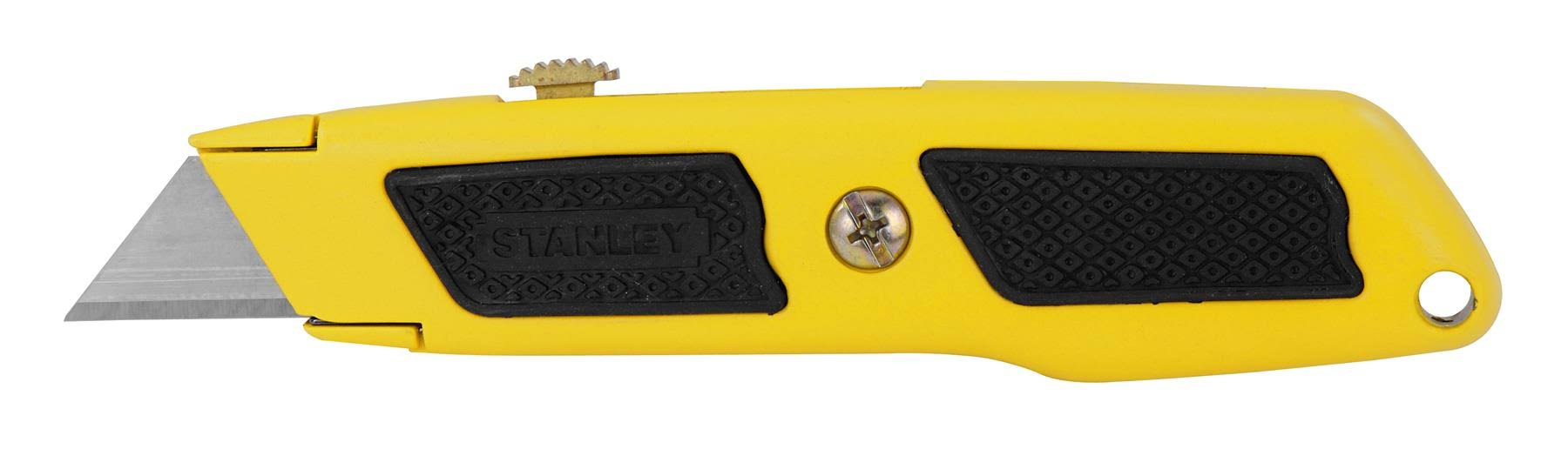 Stanley Dynagrip Retractable Utility Knife