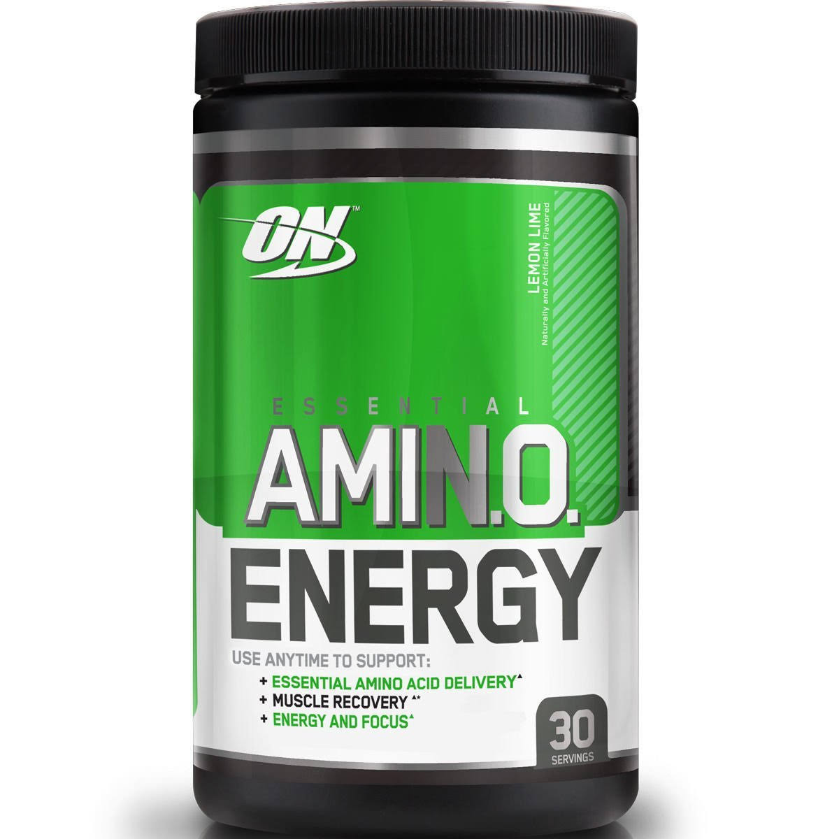 Optimum Nutrition Essential AmiNO Energy - Lemon Lime, 9.5 oz