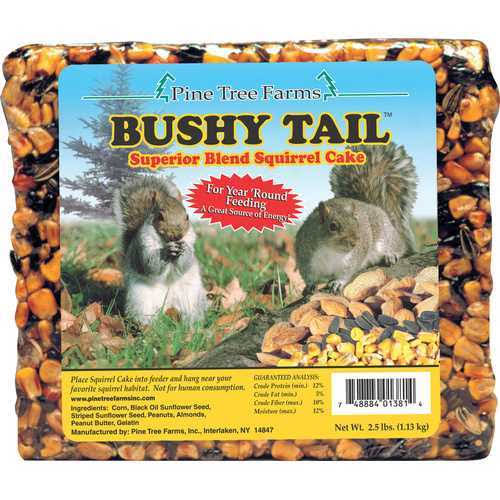 Pine Tree Farms Bushy Tail Cake - 2.5lbs