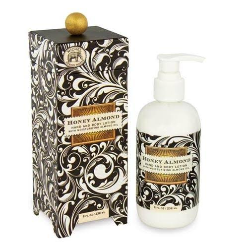 Michel Design Works Hand & Body Lotion - Honey Almond, 240 ml