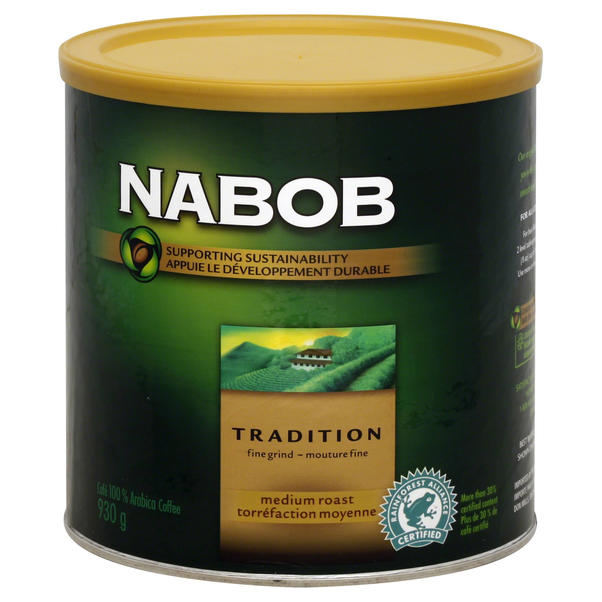Nabob Traditional Fine Grind Coffee