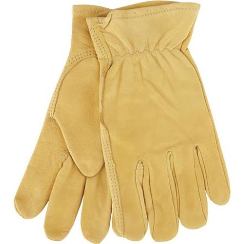 Top Grain 710270 Cowhide Leather Glove - Medium