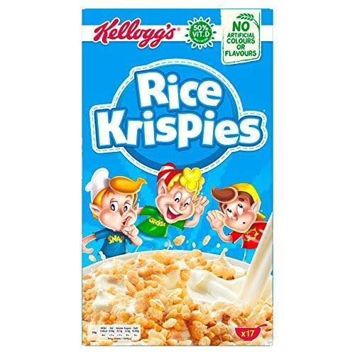 Kelloggs Rice Krispies Cereal 510g
