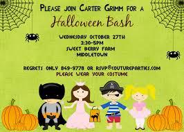 Halloween Potluck Invitation Template Free Printable by Halloween Party Invitation Text Best 25 Halloween Invitation