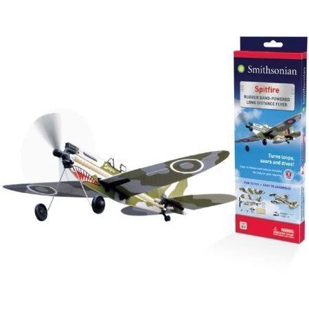 Wow Toyz Smithsonian Spitfire Flyer